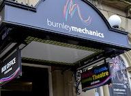 Burnley Mechanics Theatre artist photo