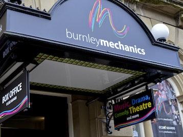 Burnley Mechanics Theatre venue photo