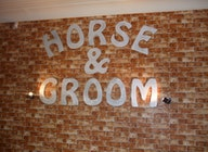 Horse and Groom Doncaster artist photo