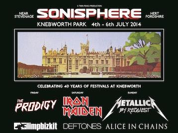 Sonisphere 2014 picture