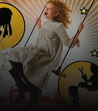 Jacqueline Wilson's Hetty Feather (Touring) artist photo