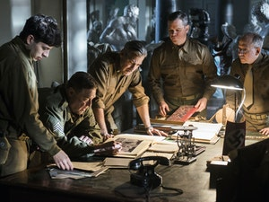 Film promo picture: The Monuments Men