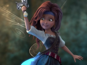 Film promo picture: Tinkerbell And The Pirate Fairy