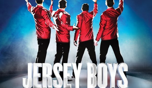 Jersey Boys Tour Dates