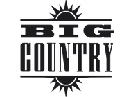 Big Country artist insignia