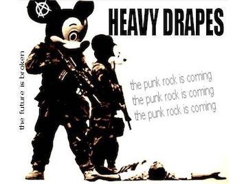 Heavy Drapes artist photo