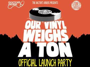 Stones Throw: Our Vinyl Weighs A Ton: PeanutButterWolf + Mr Thing + Paul White + Alexander Nut + DJ Spin Doctor picture