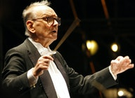 Ennio Morricone artist photo