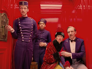 Film promo picture: The Grand Budapest Hotel