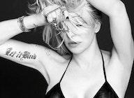 Courtney Love artist photo