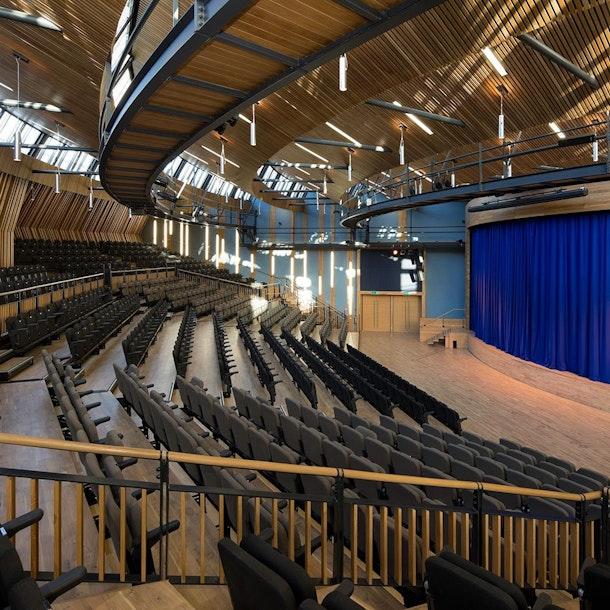 Princess Alexandra Auditorium & Friarage Theatre Events