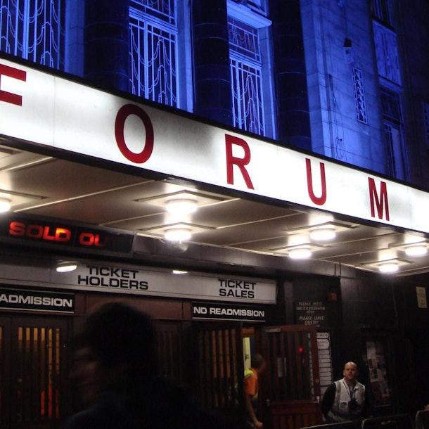 O2 Forum Events