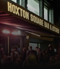 Hoxton Square Bar & Kitchen artist photo