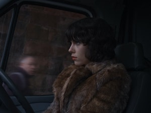 Film promo picture: Under The Skin