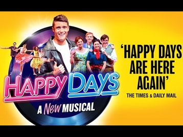 Happy Days - A New Musical (Touring) artist photo