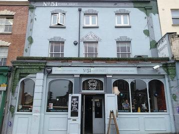 No. 51 Stokes Croft venue photo