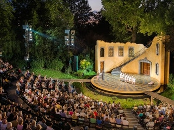 Open Air Theatre venue photo