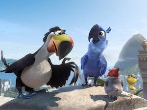 Film promo picture: Rio 2
