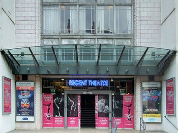 Regent Theatre venue photo
