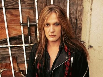 Sebastian Bach artist photo