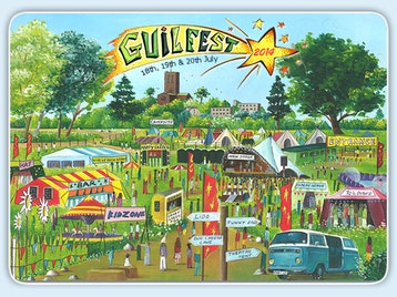 Guilfest 2014 picture