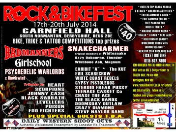 Rock And Bike Festival 2014 picture