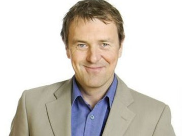 Phil Tufnell artist photo