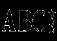 ABC artist insignia