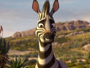 Film promo picture: Khumba: A Zebra's Tale