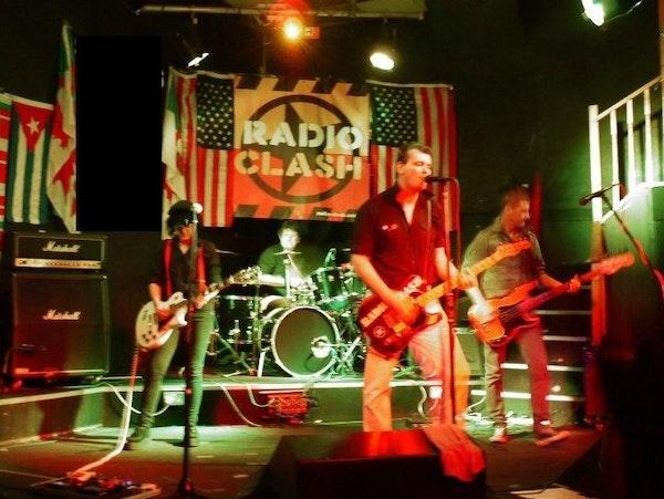 Radio Clash Tour Dates