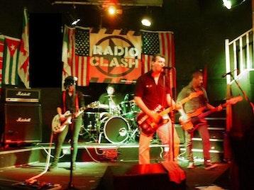 Radio Clash artist photo