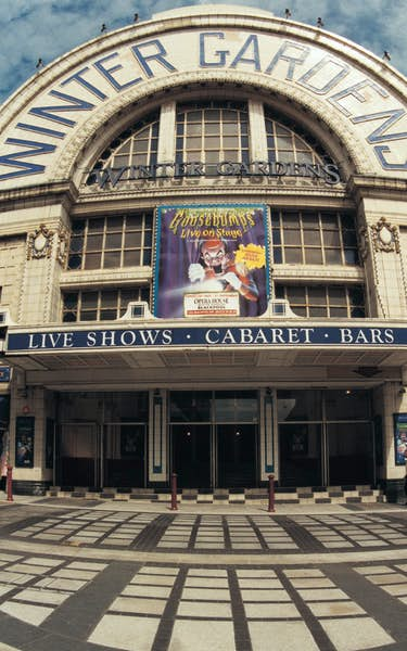 Blackpool Winter Gardens Events