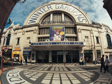 Blackpool Winter Gardens picture