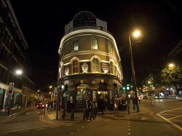 The Old Blue Last venue photo