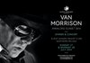 Flyer thumbnail for Dinner And Show: Van Morrison