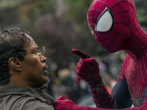 Film promo picture: The Amazing Spider-Man 2