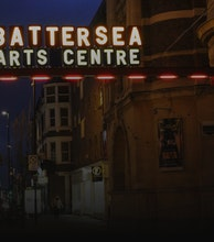 Battersea Arts Centre (BAC) artist photo