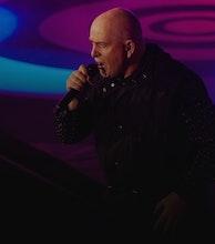 Peter Gabriel artist photo
