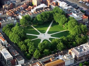 Queen Square venue photo
