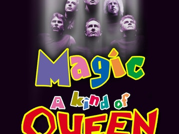Magic - A Kind Of Queen picture