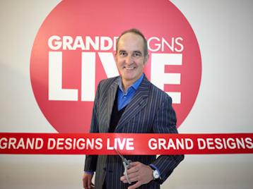 Grand Designs Live artist photo