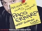 Paco Erhard artist photo