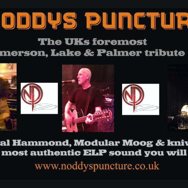 Noddy's Puncture Tour Dates