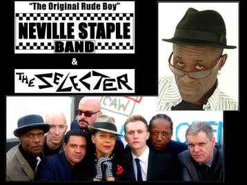 Up Close & Personal: The Selecter + Neville Staple picture