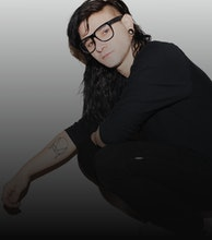 Skrillex artist photo