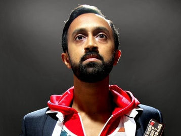 Hetain Patel artist photo