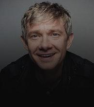 Martin Freeman artist photo