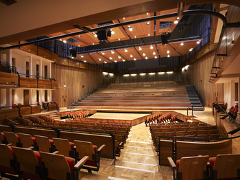 Bramall Music Building venue photo