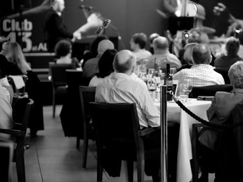 Club 43 Jazz Supper Club venue photo