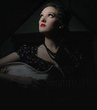 Hannah Aldridge artist photo